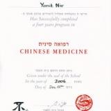 יונית דוד רפואה סינית בבאר שבע