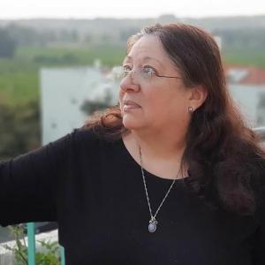 עליזה בן יוסף יהלום -  הילרית מאסטר רייקי