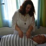 מטפלת בכירה ומורה לשיטת איזוון חיים בגן יבנה - אורית ענבר