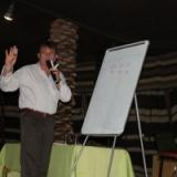 דב גרגור בהרצאה