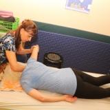 יעל אפלבוים כליף – תנועה בהנאה. מטפלת ומלמדת קורס להכשרת מדריכים לליווי והעשרה התפתחותית שיטת שלהב Child'Space