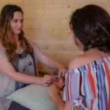 איילת זפרן - טיפול ולימוד תטא הילינג בקדימה-צורן