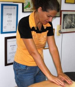 אורית מרדכי - רפלקסולוגית מומחית בחיפה